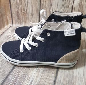 Vans kids high tops
